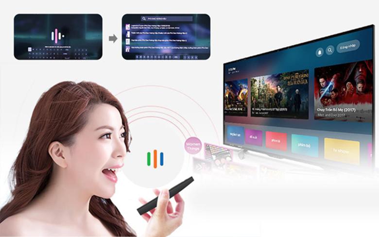 nguyên nhân điều khiển tivi sony không nhận giọng nói và cách khắc phục